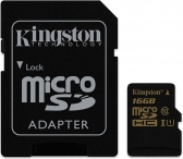 Карта пам'яті microSD 16 GB Class 10 UHS-I Elite + adapter