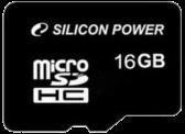 Карта памяти microSD 16 GB Class 4 no adapter