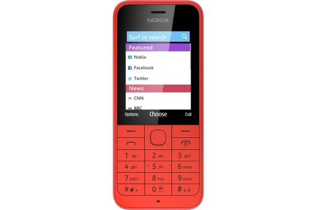 Nokia 220 Red