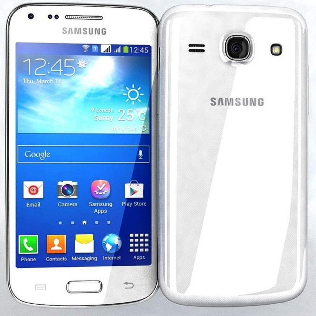 Samsung G350 White