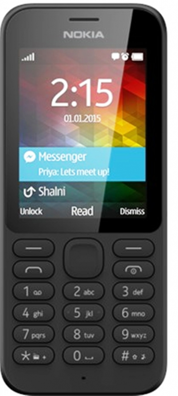 Моб.тел. Nokia 215 black