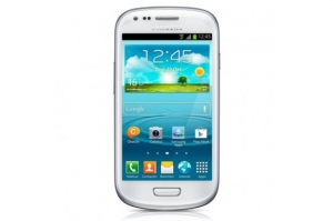 Samsung I8200 Marble white