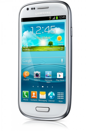 Моб.тел. Samsung I8200 Marble white