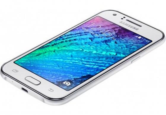 Моб.тел. Samsung J100H Galaxy J1 Duos ZWD white