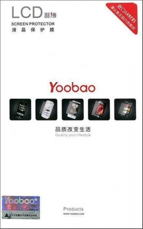 Захисна плівка Yoobao screen protector for iPhone 5 (matte)